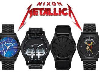 Nixon и Metallica