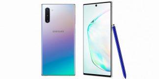 Samsung Note 10 и Galaxy Note 10+
