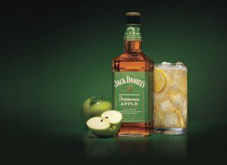 Jack Daniel's Tennessee Apple Whiskey