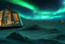 The North Pole Igloos