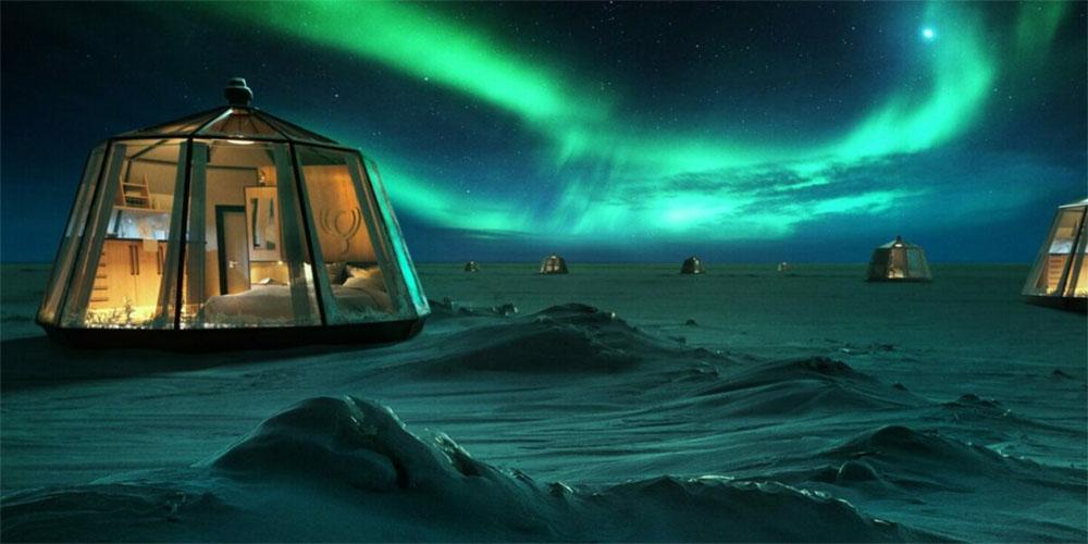 The North Pole Igloos