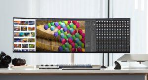 LG UltraWide 49WL95C 2