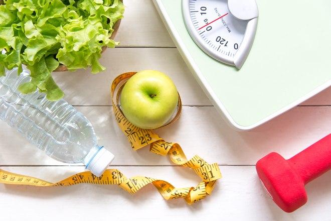 телесната тежина
