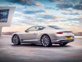 Continental GT Mulliner Coupe