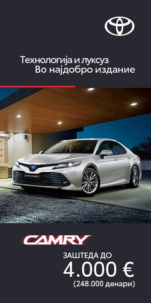 Toyota Avto Centar 09.10.2020