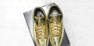Usher Air Jordan 3