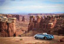"""""""Porsches in nature"""""""