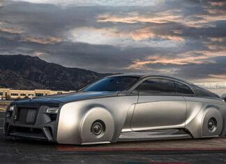 West Coast Customs Rolls-Royce Wraith
