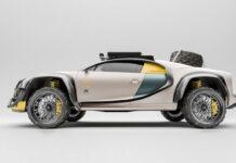 Bugatti Chiron- TERRACROSS