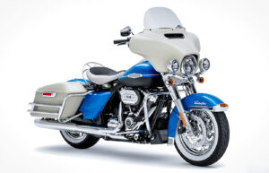 Harley Davidson Electra Glide Revival 2021