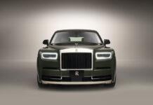 Rolls-Royce Bespoke Phantom Oribe