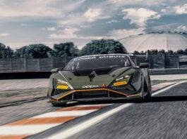Lamborghini го претстави новиот Huracan Super Trofeo EVO2
