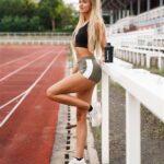 Алика Шмит спортистка