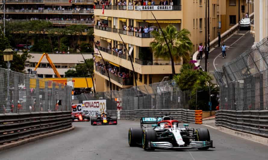 Монако Formula 1