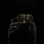 Ray-Ban Aviator Solid Gold Limited Edition