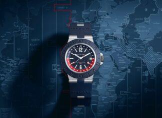 Bvlgari Aluminium GMT