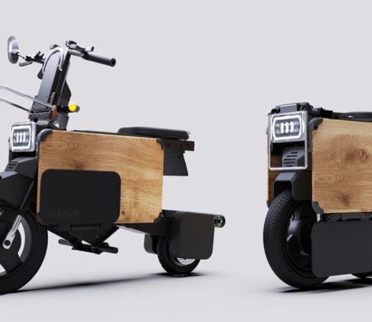 ICOMA Tatamel Bike